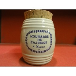 1 POT A MOUTARDE DE CHARROUX