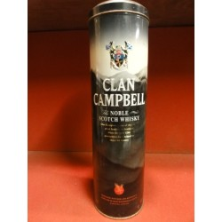 1 BOITE A WHISKY CLAN CAMPBELL
