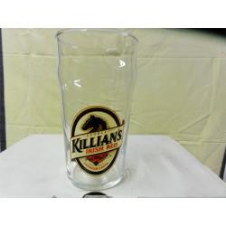 boite de 6 verres george killian's 50cl