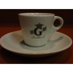 6 TASSES A CAFE GILBERT