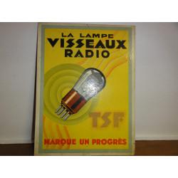 CARTON  VISSEAU  RADIO