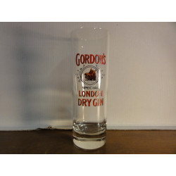 6 VERRES GORDON'S DRY GIN