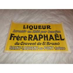 AFFICHE   FRERE RAPHAEL BONAL