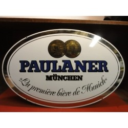 1 PLAQUE EMAILLEE PAULANER 53X34