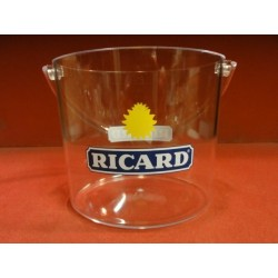 1 SEAU A GLACE RICARD  HT. 12.50CM