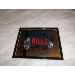 1 MIROIR BUFFALO  BILL'S