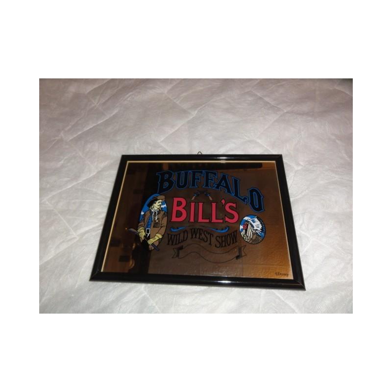 1 MIROIR BUFFALO  BILL'S