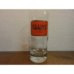 6 VERRES WHISKY CLUNY  22CL