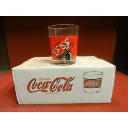 1 VERRE COCA-COLA COLLECTOR  20CL