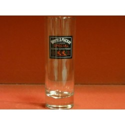 6 VERRES WHISKY  WHYTE &MACKAY 22CL