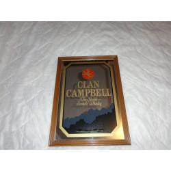 MIROIR  CLAN CAMPBELL