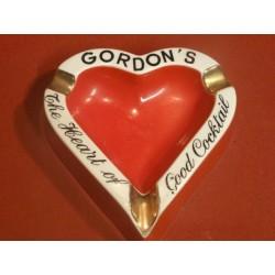 1 CENDRIER GORDON'S