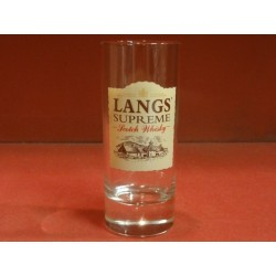 6 VERRES WHISKY LANGS 15CL