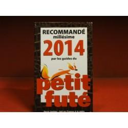 PLAQUE EMAILLEE LES GUIDES DU PETIT FUTE 2014