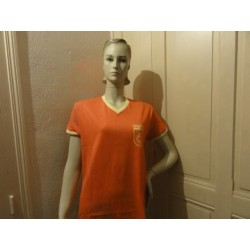 1 TEE SHIRT PICON ORANGE