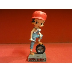 FIGURINE BETTY BOOP GARAGISTE