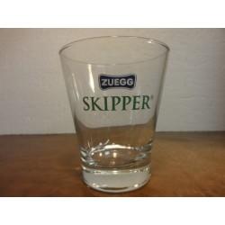 6 VERRES ZUEGG SKIPPER 25CL