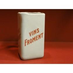 1 PICHET VINS FROMENT
