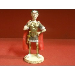 1 FIGURINE  JULES CESAR COLLECTION PLASTOY