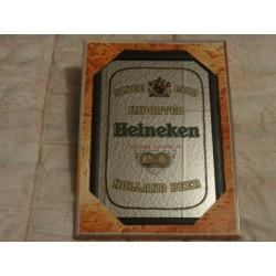 1 MIROIR HEINEKEN HOLLAND BEER