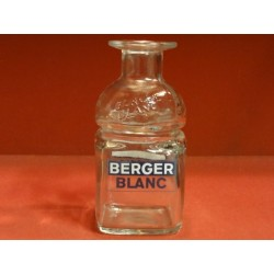 CARAFE BERGER BLANC  HT.16.30CM