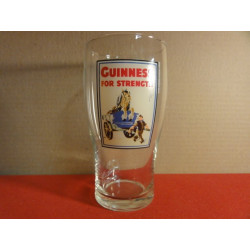 1 VERRE GUINNESS PINT 50CL