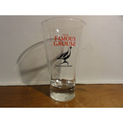6 VERRES THE FAMOUS GROUSE WHISKY