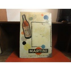 1 PORTE MENU MARTINI 49X34