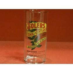 1 VERRE SALERS  (SOLERS) SIROP