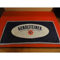 1 TAPIS DE BAR  GEROLSTEINER