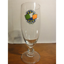 1 VERRE COLLECTOR HEINEKEN 25CL