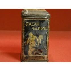 1 BOITE DE CACO TALMONE  HT. 10.40CM