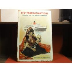 GLACOIDE COMPAGNIE GENERALE TRANSATLANTIQUE