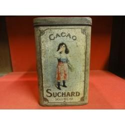 BOITE DE CACAO SUCHARD N°2