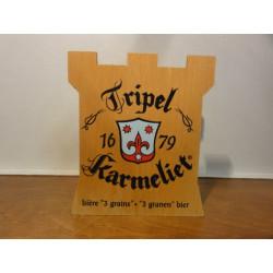 1 PORTE SOUS BOCK TRIPEL KARMELIET