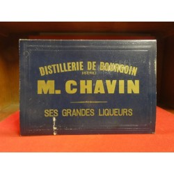 1 SOUS MAIN DISTILLERIE DE BOURGOIN CHAVIN