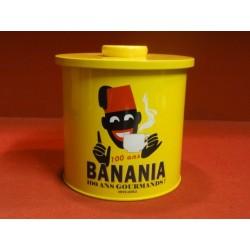 1 BOITE BANANIA  1912 -  2012 HT. 13CM