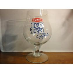 1 VERRE LIPTON ICE TEA 3 LITRES