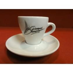 6 TASSES A CAFE GIOVANNI BARESTO CONIQUES