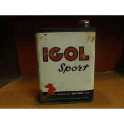 BIDON HUILE IGOL SPORT