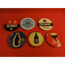 6 SOUS BOCKS CHIMAY