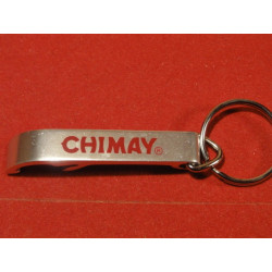 1 PORTE CLE CHIMAY  ROUGE