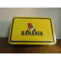 1 BOITE BANANIA  19X12.50X7