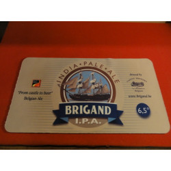 1 TAPIS DE BAR  BRIGAND