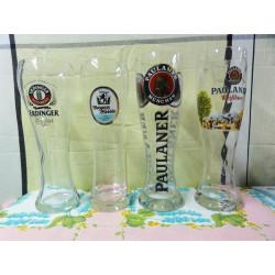 1 verre paulaner  weisbbier  3 litres