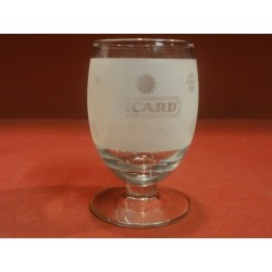 1 VERRE RICARD COLLECTOR GIVRE