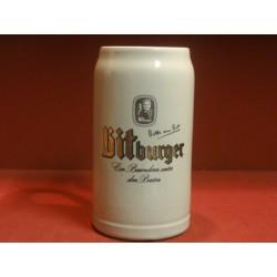 CHOPE BITBURGER 1 LITRE HT. 19.80CM