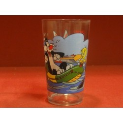 1 VERRE A MOUTARDE AMORA BUGS BUNNY ET SES AMIS