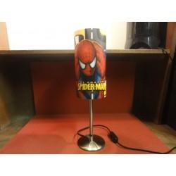 1 LAMPE SPIDERMAN  HT. 41CM