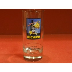1 VERRE RICARD COLLECTION AFFICHES ANCIENNES